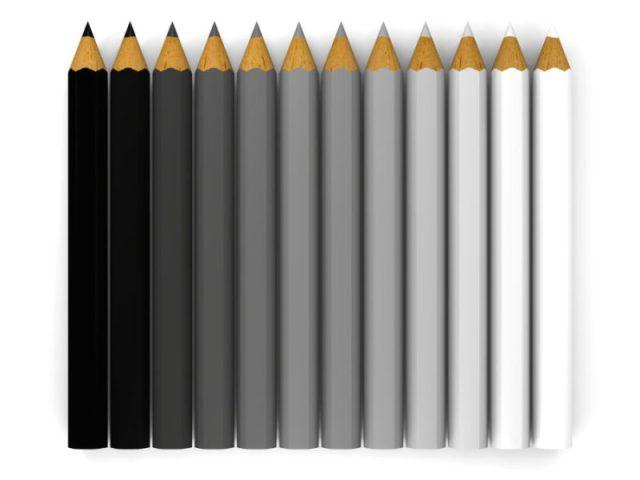 Encore Vs Original Presentations Black White And Shades Of Gray The Map