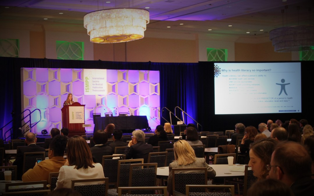 15th Annual Meeting of ISMPP: Communicating Science in an Era of Innovation and Change