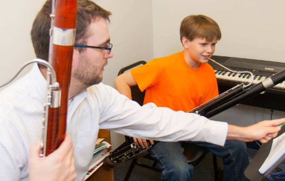 Bassoon Classes at International School of Music in Rockville and Potomac