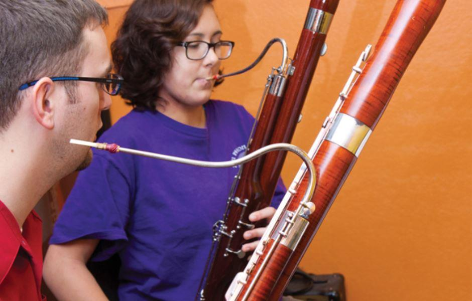 Bassoon Concerts at International School of Music in Potomac and Chevy Chase