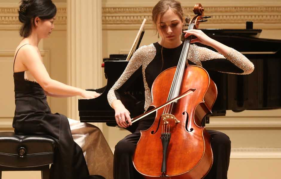 Cello Performances at International School of Music in Potomac and Rockville