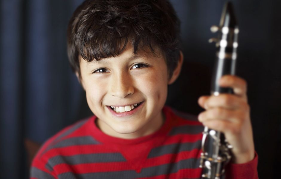 Clarinet Classes at International School of Music in Rockville and Chevy Chase