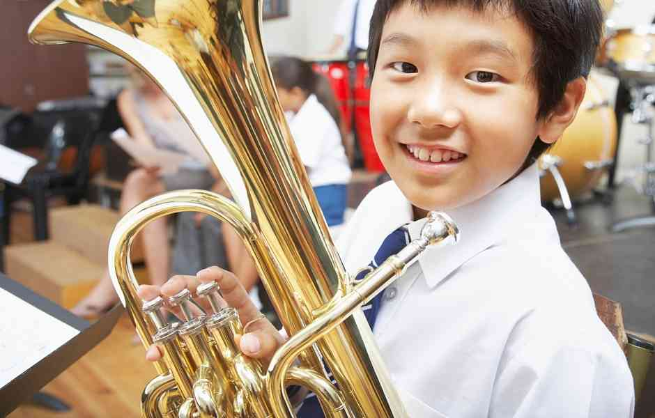 Tuba Performances at International School of Music in Potomac and Chevy Chasese