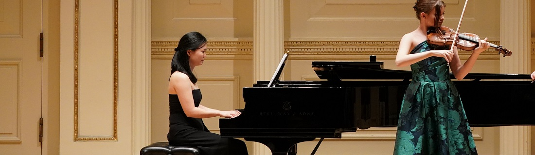 Carnegie Hall performance by International School of Music