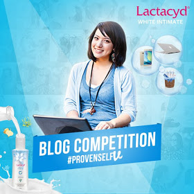 Banner Blog Competition Lactacyd