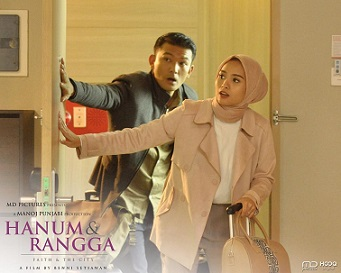 review film hanum rangga