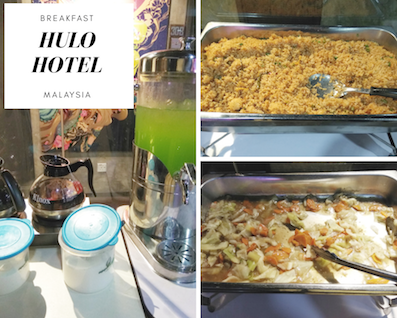 hulo hotel breakfast