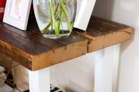 DIY :: Reclaimed wood table | Isn't That Charming