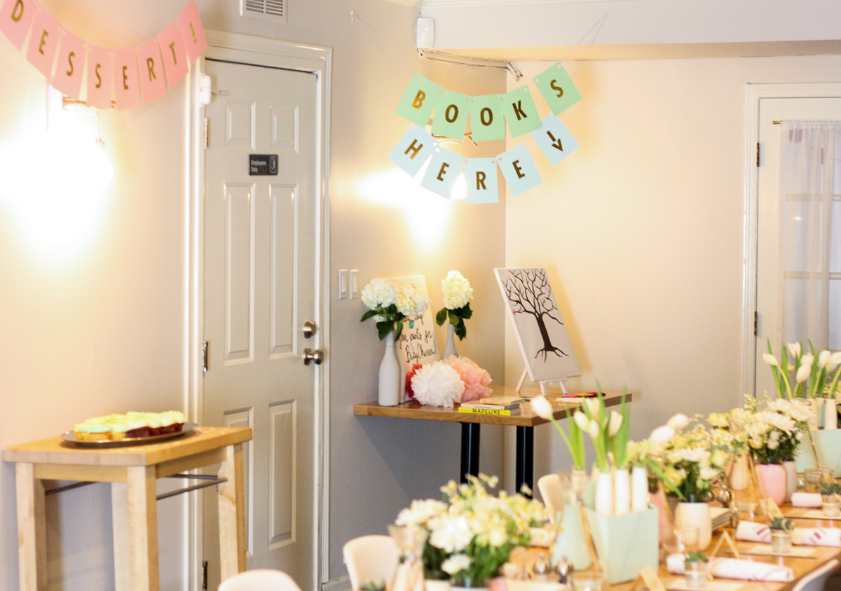 Crafty DIY Baby Shower