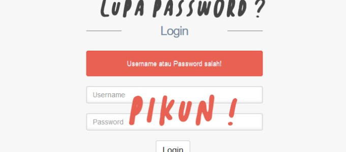 Perlunya Password Manager di era Serba Ribet