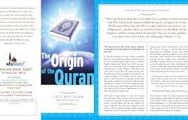 The Origin of The Quran