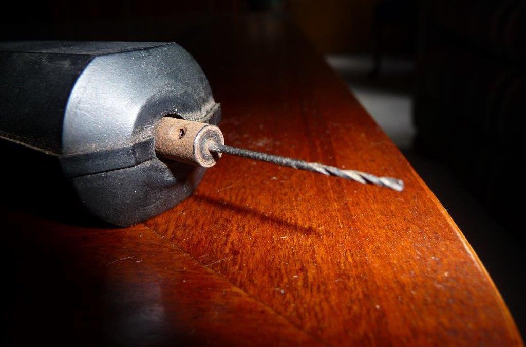 ISO-TIP PC Drill Attachment