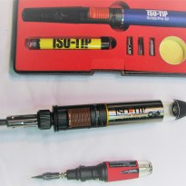 Troubleshoot Iso-Tip Butane Soldering Irons