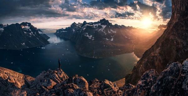 Beautiful Mountain Landscape Photography