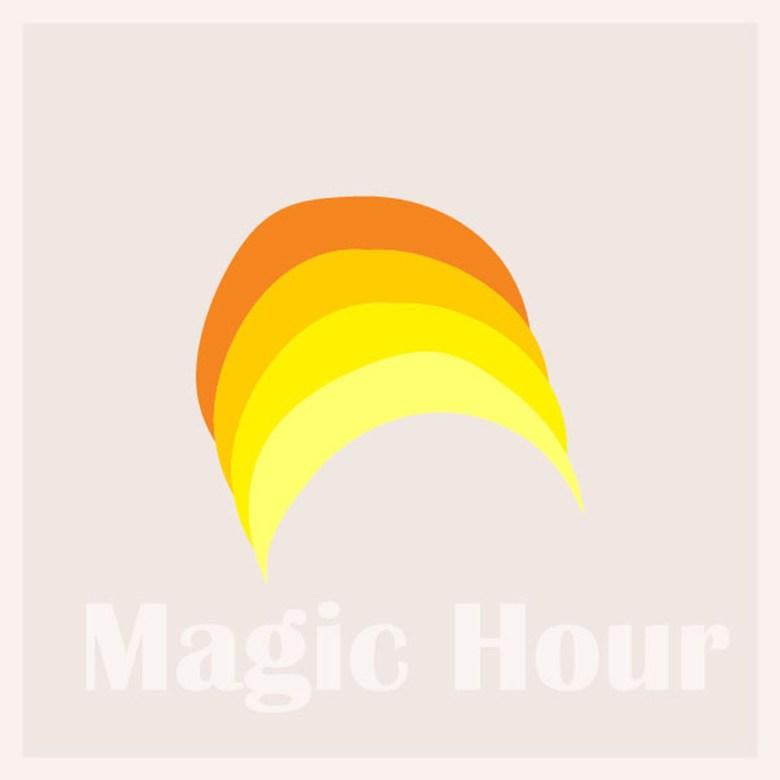Magic Hour Podcast Logo