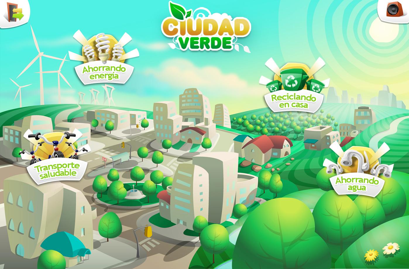 CIUDAD VERDE | RECURSOS PARA NUESTRA CLASE