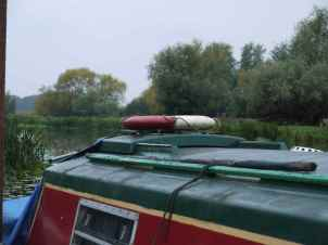 Narrow Boat View