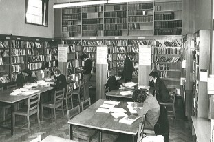 The original WUC library