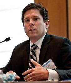 Hunter Newby at INET NY