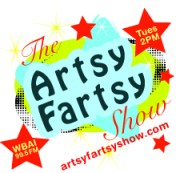 The Artsy Fartsy Show