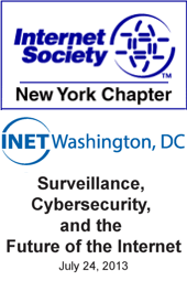 Surveillance, Cybersecurity, and the Future of the Internet