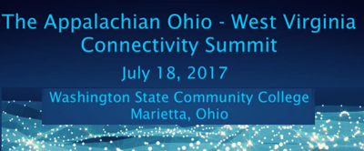 APPALACHIAN OHIO-WEST VIRGINIA CONNECTIVITY SUMMIT