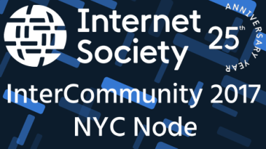 InterCommunity 2017 NYC Node