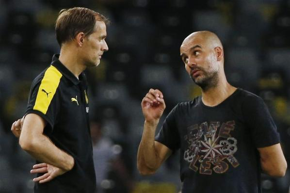 REVEALED: Guardiola wanted Dortmund boss Tuchel to replace him at Bayern