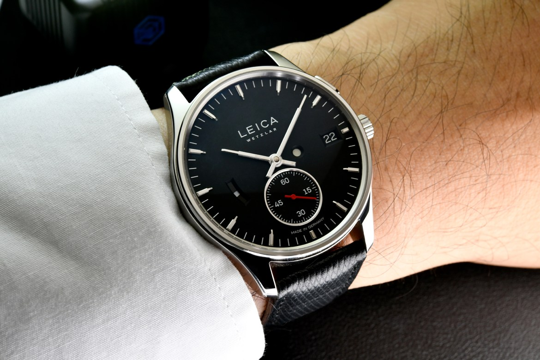 Leica L1 Watch wristshot