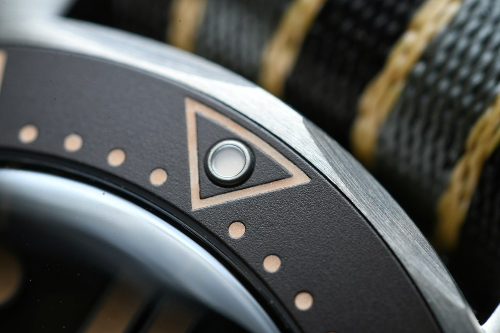 """Omega Seamaster 300M """"No Time To Die"""" Edition close up macro"""