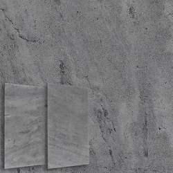 Natuursteen in badkamer grijs