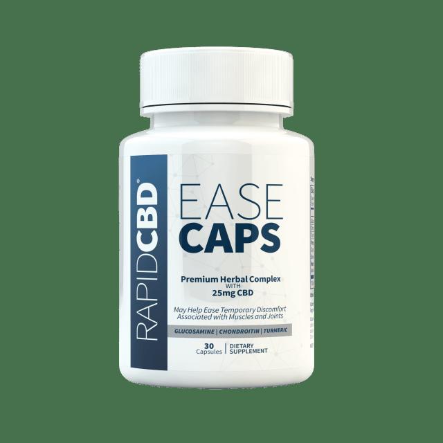 RapidCBD Ease Caps
