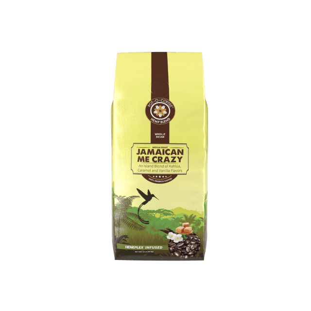 Pot-O-Coffee Jamaican Me Crazy – Bag