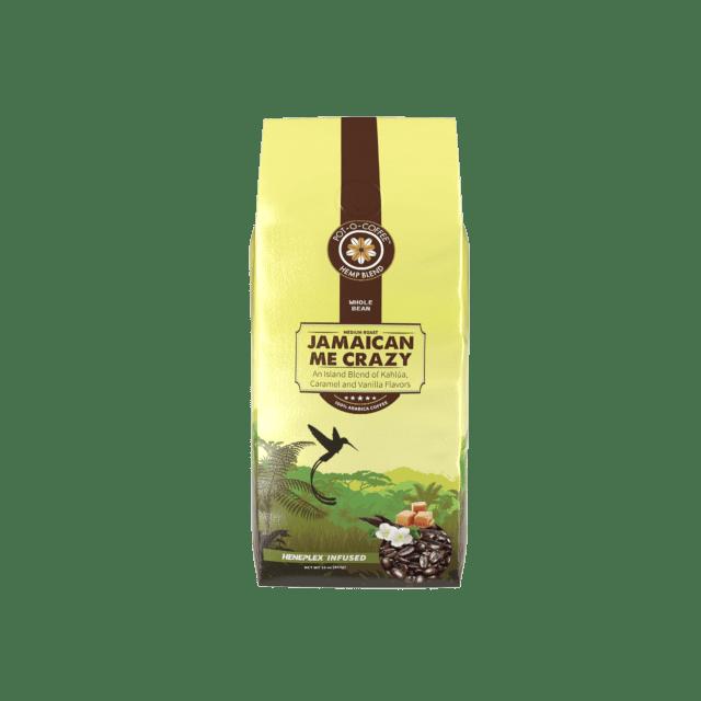 Pot-O-Coffee Jamaican Me Crazy – Bag