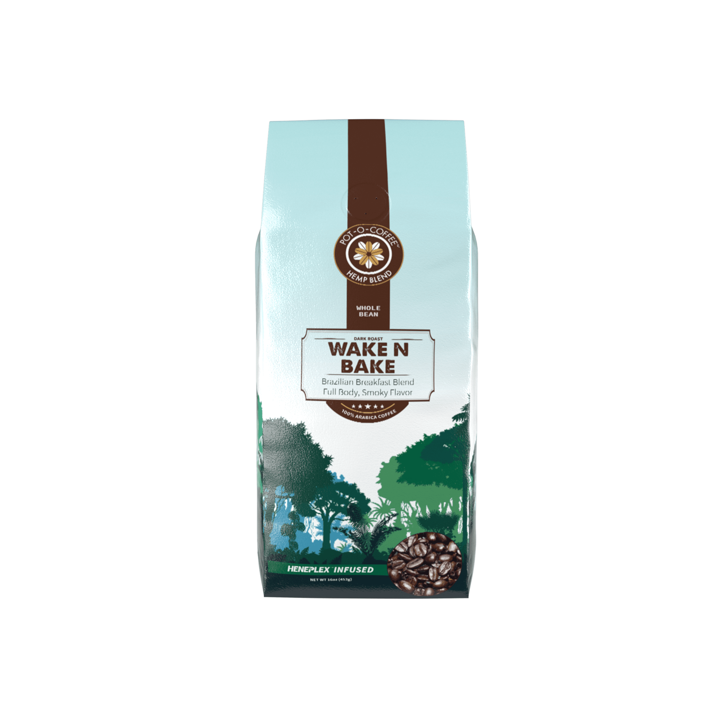 Pot-O-Coffee Wake N Bake – Bag