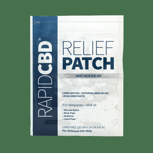 RapidCBD Relief Patch