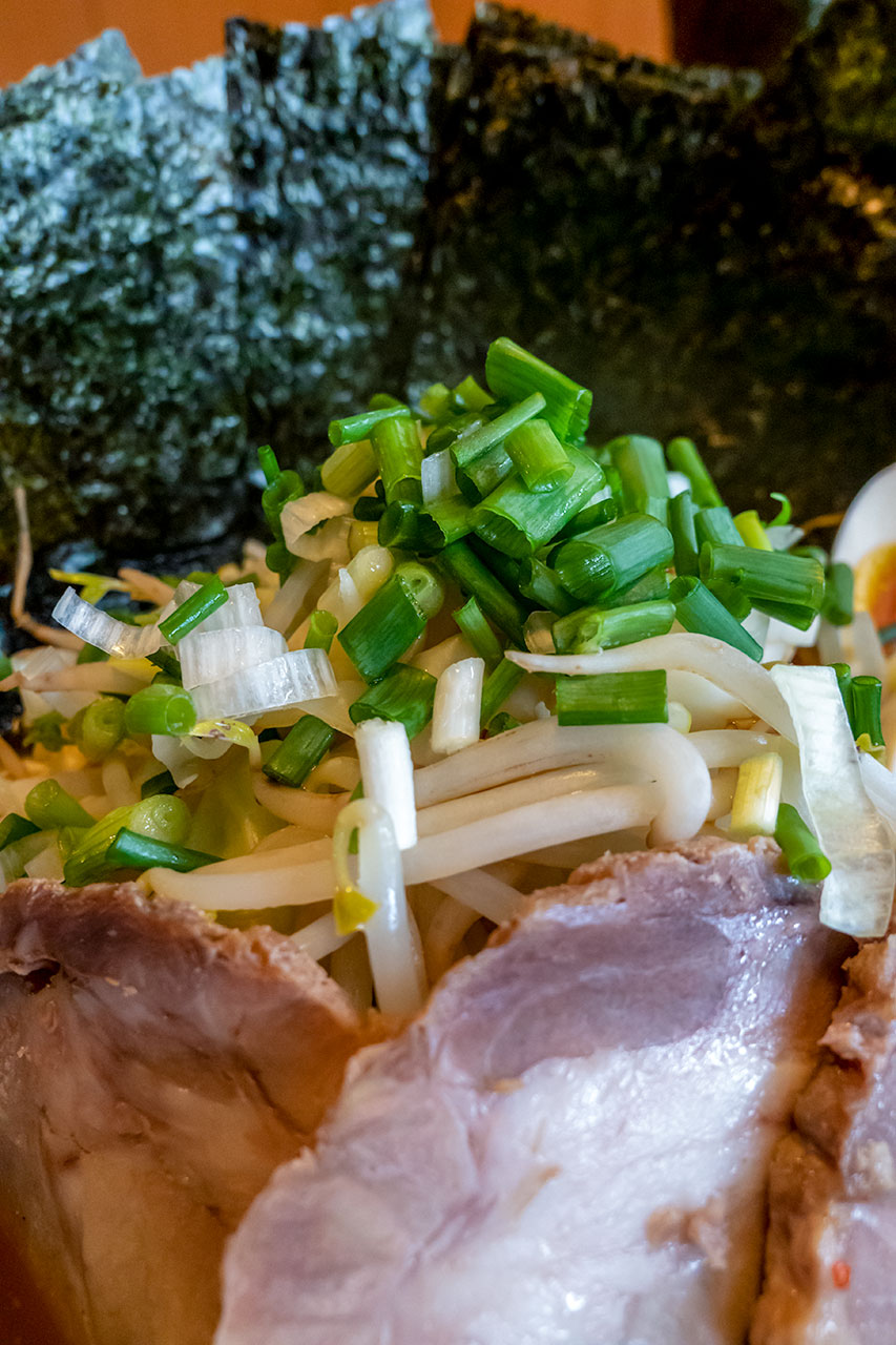 G麺魚介マックス