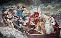 Priests boat