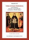 verum et falsum theologia
