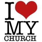 Me encanta mi iglesia