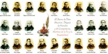 martyrs espagnols Fatebenefratelli 2