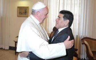 Pope Maradona