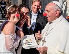 Pape nez de clown