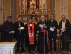 comiso ökumenisches Gebet