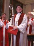 vescovessa Eaton pastoral