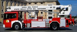 firefighters Vatican 6