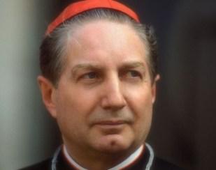 1985 Loreto. Cardinal Carlo Maria Martini