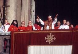 Wahl von Johannes Paul II