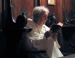 John Cavalcoli en coro 2