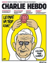 Charlie Hebdo - Benedicto XVI